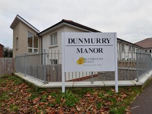 Dunmurry Manor in Belfast