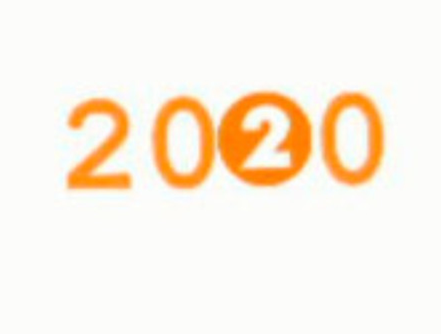'A third tweet, which appeared to be posted on the same day, contained the single word 'karma'. It repeated the orange 2020 date using the Radio 2 logo in place of one of the numbers'
