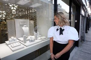 Gemma Murphy, business partner and manager at Jack Murphy Jewellers