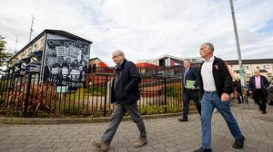 Relatives of those killed during Bloody Sunday shootings in 1972 have vowed to fight on for justice following an announcement that the PPS had upheld its decision to prosecute only one former soldier. (Liam McBurney/PA)