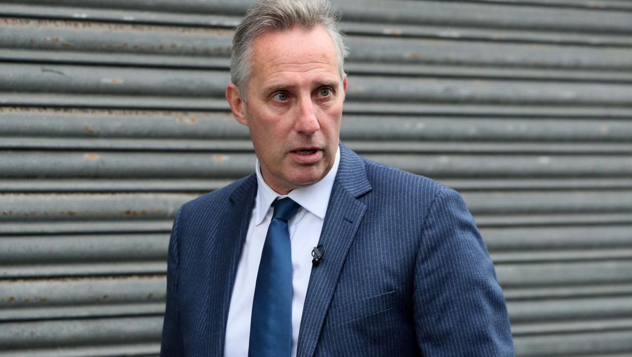 Ian Paisley labelled MP 'for North Antrim & Sri Lanka' by SDLP's Claire Hanna following Commons clash