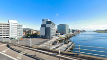 2020: Clarendon Dock, Belfast