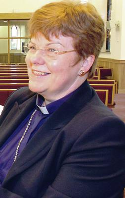 Rev Liz Hughes is among nominations for Moderator post