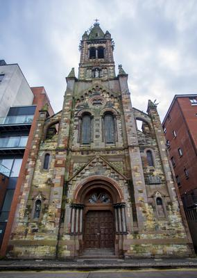 St Joseph's Church on Princes Dock Street