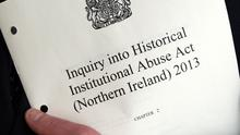 The inquiry is handling claims of historic abuse in institutions