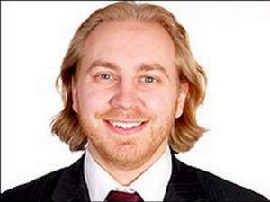 Northern Ireland Green Party leader Steven Agnew