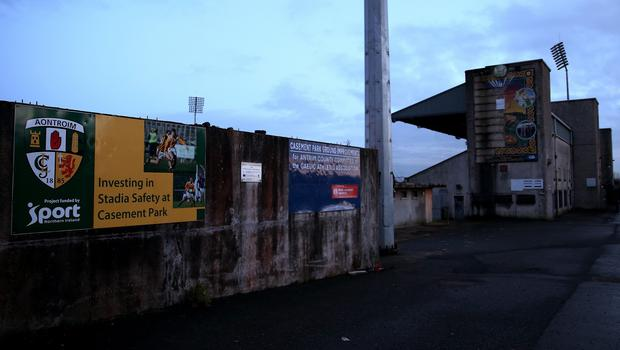 Plans to revamp Casement Park in Belfast were put on hold after local residents raised objections