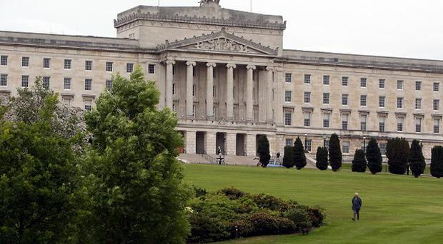 Stormont: Leaders absent in our hour of need