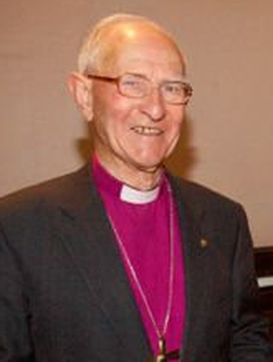 Cleric: Former Bishop of Cork Roy Warke died only a few weeks after his wife Eileen