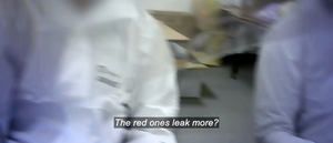 Allegations: images from the Dispatches investigation into Randox laboratory