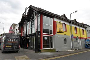 General views of Brewbot Pub which will replace Tilt on the Ormeau Road in south Belfast