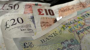 The British Bankers' Association (BBA) said personal deposits had been steadily increasing in recent month