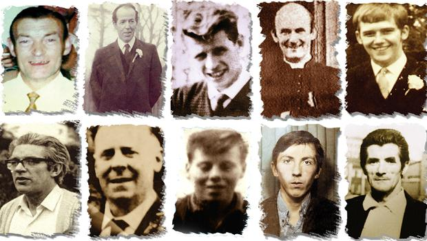 10 people were gunned down in Ballymurphy in 1971. Credit: PA Images
