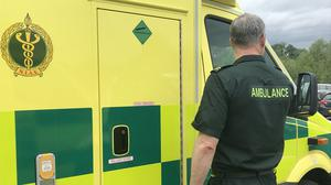 There have been more assaults on ambulance staff (PA)