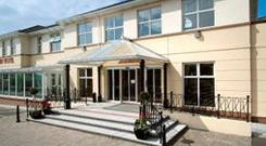 The Inishowen Gateway Hotel in Buncrana