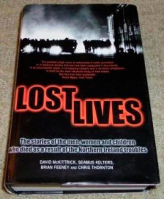 Troubles book Lost Lives