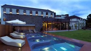 The Galgorm Resort in Co Antrim (PA)