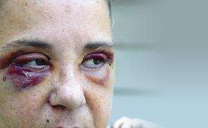 Over 27,000 incidents of domestic abuse were recorded in the last year alone