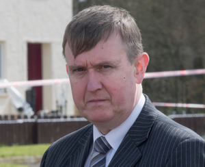Not acceptable: Mervyn Storey said the figures were 'truly shocking'