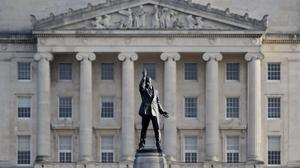 Stormont is to move to remote attendance by members during the pandemic (Niall Carson/PA)