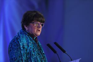 First Minister Arlene Foster (Brian Lawless/PA)