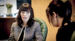Nichola Mallon speaks to Claire McNeilly