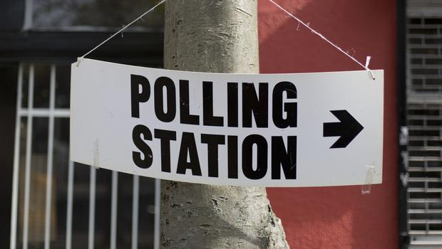 A man has been refused bail after allegedly taking a gon to a polling station (Yui Mok/PA)