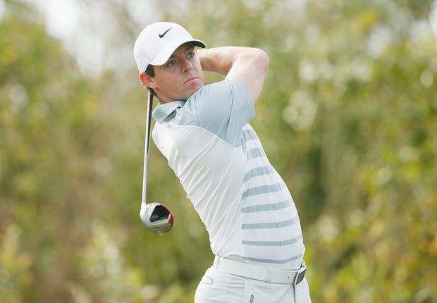 Rory McIlroy is in the money