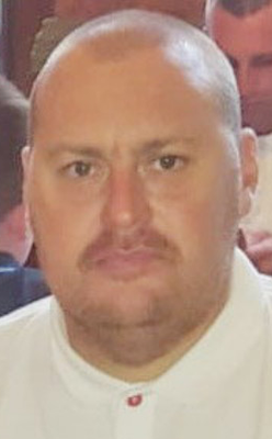 Victim: Ian Ogle was murdered outside his east Belfast home two years ago