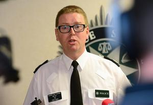 Will Kerr, who is at Police Scotland