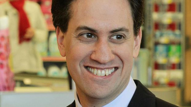 """Ed Miliband says the people of Northern Ireland """"deserve to have an equal stake in prosperity"""""""