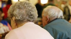 A total of 110 care homes in Northern Ireland have reported Covid-19 cases (Jonathan Brady/PA)