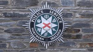 The PSNI condemned the incident (PA)