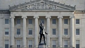 Legislation giving ministers more powers has been fast-tracked through the Northern Ireland Assembly (Niall Carson/PA)