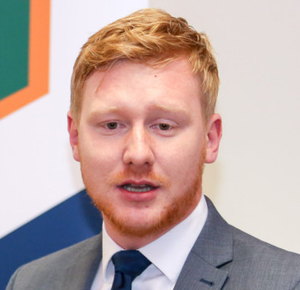Unhappy: Daniel McCrossan has written a letter to the Equality Commission