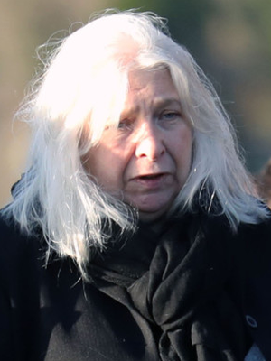 Widow Bernie Byrne (pictured) who lost her husband Sean on the same day