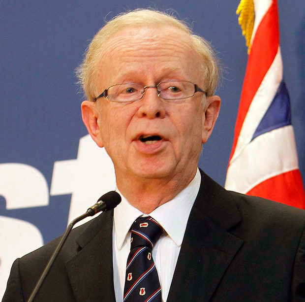 Ulster Unionist peer Lord Empey