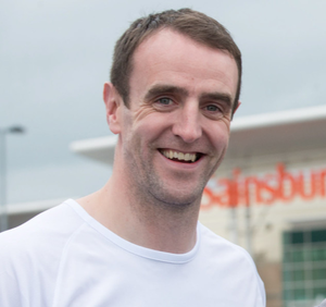 Encouraged: Mark H Durkan