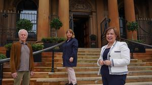 Economy Minister Diane Dodds announced weddings in Northern Ireland can take place indoors in line with social distancing (Aaron McCracken/Economy Department/PA)