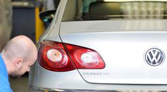 Limited private car testing is taking place at MOT centres in Northern Ireland (John Stillwell/PA).