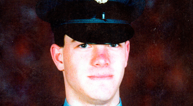 Raymond McCord Jnr was murdered by the UVF in 1997.