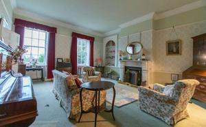 Picturesque: The 'unique' property at Springmount Road on the outskirts of Ballymena
