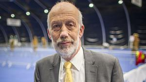 Former Alliance Party leader David Ford