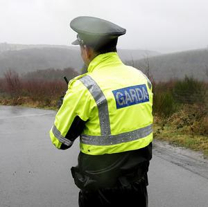Officers are investigating a burglary in Co Donegal