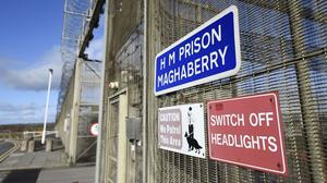 Amnesty's Patrick Corrigan has urged Justice Minister Naomi Long to consider the release of some prisoners amid the impact of Covid-19 on prison staff and inmates in Northern Ireland (Prison Service/PA)