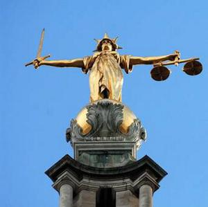 A woman was stabbed in the head after an all-day vodka drinking session, the High Court heard