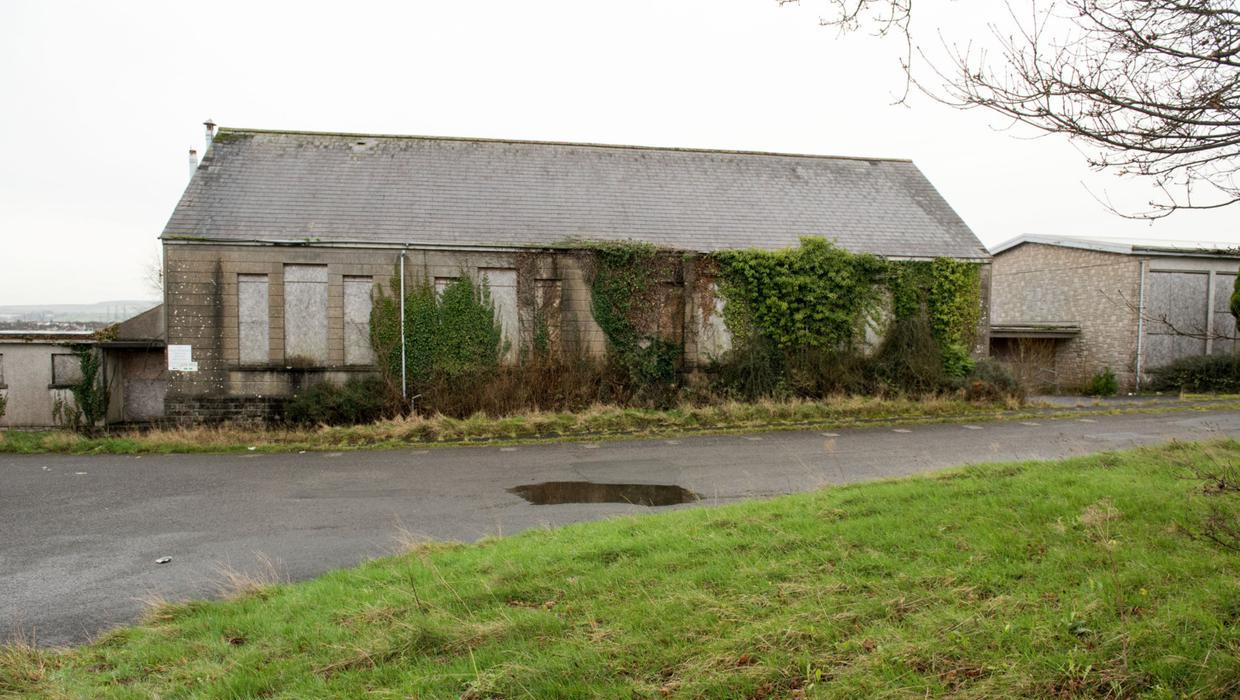 The site of Old Thornhill College that inspired the Derry Girls setting to be remodeled as a retirement village