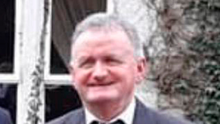 For sale: Tadg O'Sullivan and son Diarmuid took their own lives after eldest son Mark was shot and killed