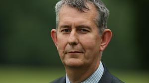 Tributes have been paid following the death of DUP founding member Charlie Poots, father of agriculture minister Edwin Poots (Niall Carson/PA)