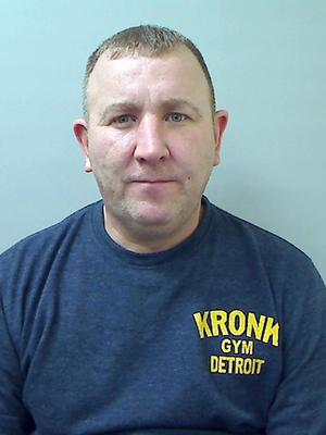 Arrested: Charles Valliday